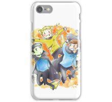Star Trek - Triumvirate Halloween iPhone Case/Skin