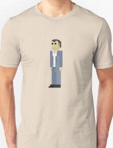 GTA V - 8-Bit Michael Character Design T-Shirt