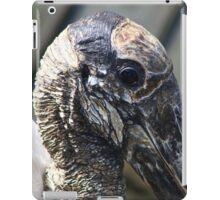 Look me in the eye iPad Case/Skin