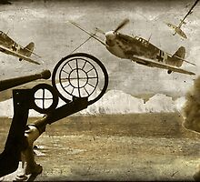 Battle Over The Channel - September 15th 1940 by Colin J Williams Photography