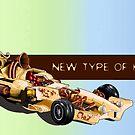 New Type of Hybrid by Arty Karpinsky