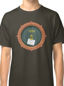 221B Bag End New Version Classic T-Shirt