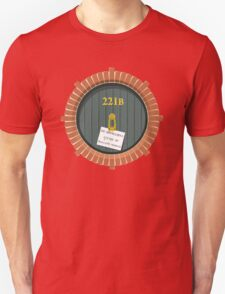 221B Bag End New Version T-Shirt