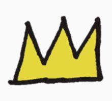 Jean michel basquiat crown by m1jkey