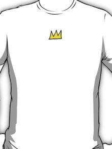 Jean michel basquiat crown T-Shirt