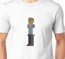 GTA V - 8-Bit Franklin Character Design Unisex T-Shirt