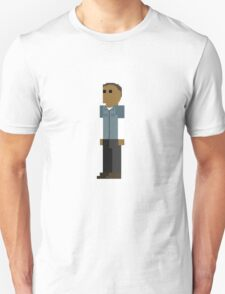 GTA V - 8-Bit Franklin Character Design T-Shirt