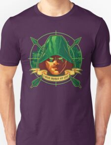 I must protect my city - arrow t shirt, iphone case & more T-Shirt