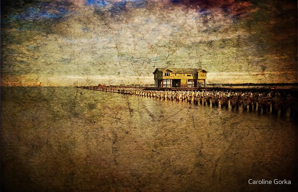Abandonment by Caroline Gorka