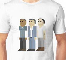 GTA V - 8-Bit Protagonists Trio Character Design Unisex T-Shirt