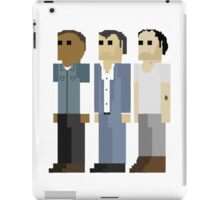 GTA V - 8-Bit Protagonists Trio Character Design iPad Case/Skin
