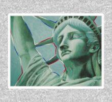 Lady Liberty Kids Tee