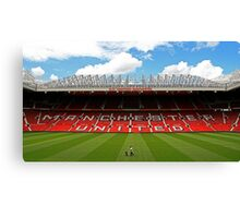 Old Trafford Canvas Print