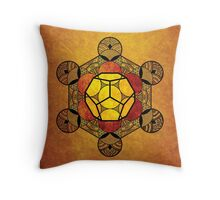 Ancient Energy for your Life Throw Pillow