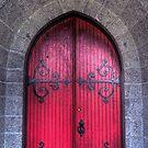 Medieval  Door by Alana Ranney
