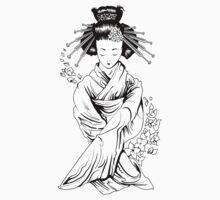 Vecta Geisha 1.1 One Piece - Short Sleeve