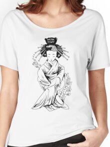 Vecta Geisha 1.1 Women's Relaxed Fit T-Shirt