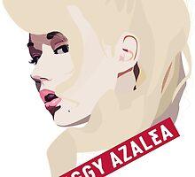 Iggy Azalea by SilviaUntz