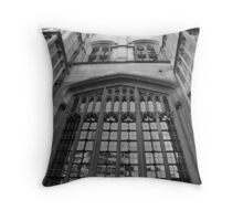 St Mary's, Oxford Throw Pillow