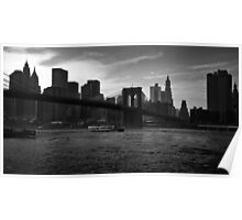 East River Poster