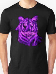 Purple tiger T SHIRT/STICKER T-Shirt