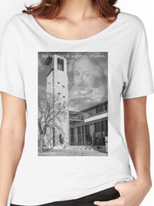 Royal Shakespeare Theatre Women's Relaxed Fit T-Shirt