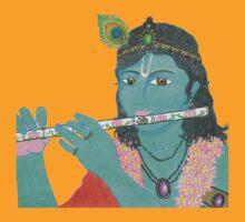 Krishna Is Love by Adolph Hernandez