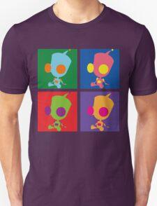 Andy Warhol style - Gir T-Shirt