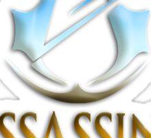 Assassins Creed Unity Logo New Sticker