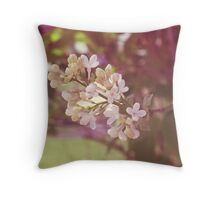 Nature Photography Throw Pillow