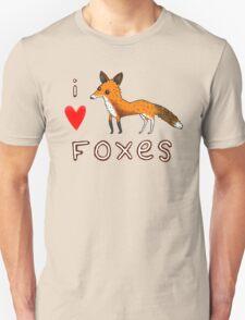 Fox Love T-Shirt