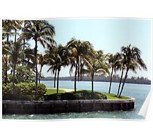 Fisher Island Poster