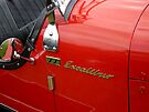 SS Excalibur Classic Car by buttonpresser