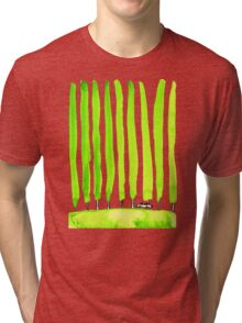 Enthusiastic cypress Tri-blend T-Shirt
