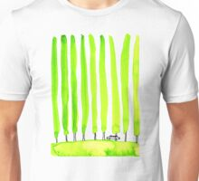 Enthusiastic cypress Unisex T-Shirt