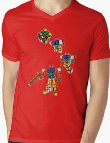 C.U.B.E Prime Mens V-Neck T-Shirt