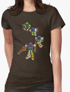 C.U.B.E Prime Womens Fitted T-Shirt