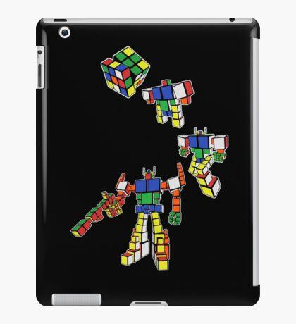 C.U.B.E Prime iPad Case/Skin