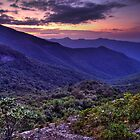 Craggy Sunrise by Spencer Black