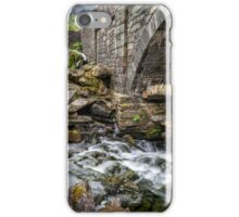 Old Packhorse Bridge  iPhone Case/Skin