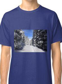 Snowshoe Heaven Classic T-Shirt