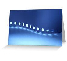 slide film goes digital II Greeting Card