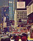 Broadway by Mojca Savicki