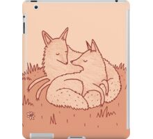 Hitched iPad Case/Skin