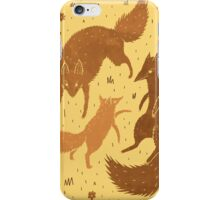 Wolf Pack iPhone Case/Skin
