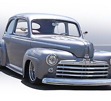 1947 Ford 'Rod and Custom' Sedan 2 by DaveKoontz