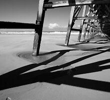 Steetley Pier by PaulBradley
