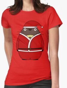 TotoClaus Womens Fitted T-Shirt