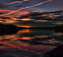 Kearney Lake, Nova Scotia by kenmo