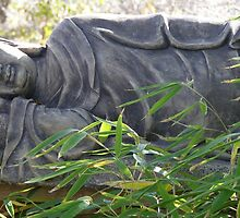 Sleeping Buddha by Renee D. Miranda